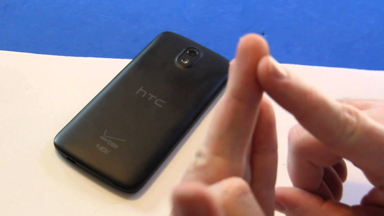Htc Desire 526 Food Stamp Phone Review Youtube