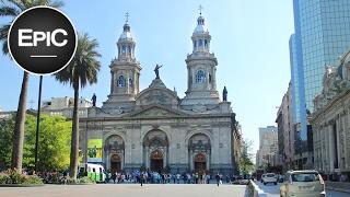 Catedral Metropolitana / Metropolitan Cathedral - Santiago de Chile (HD)