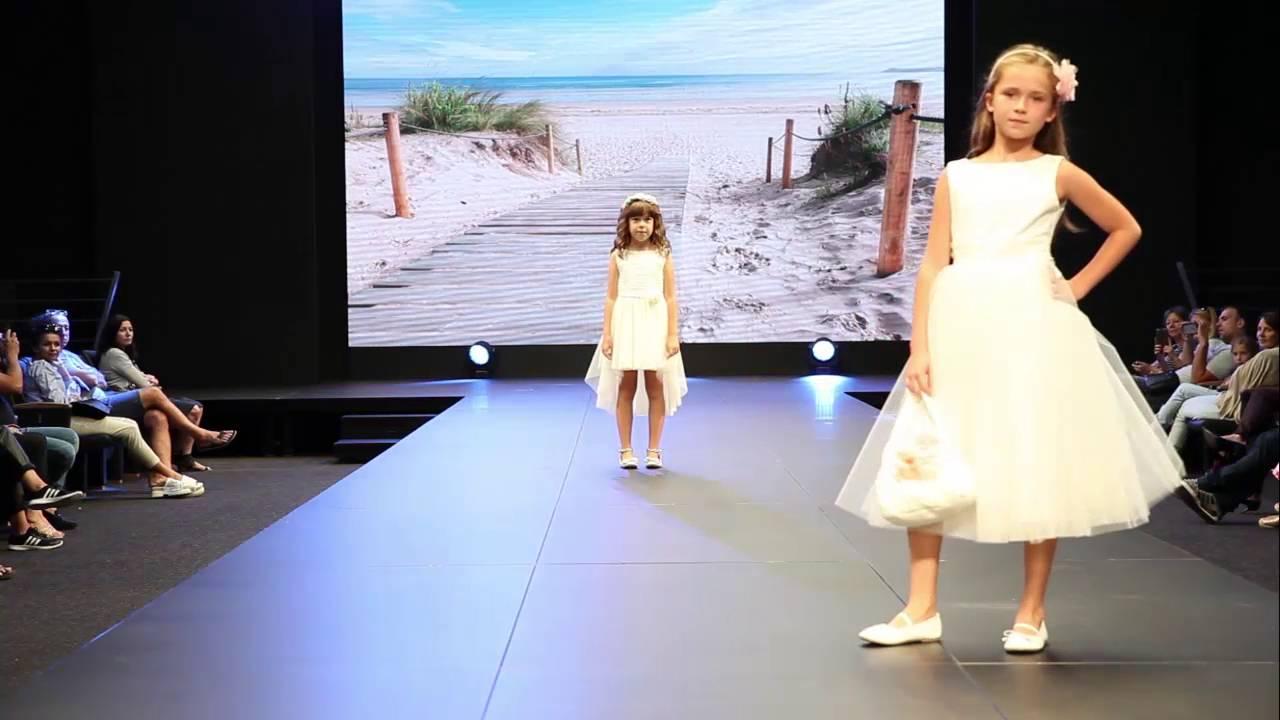 2a2b7640c2 Sly.pl na targach Kido Fashion. Sukienki komunijne dla dziewczynek ...