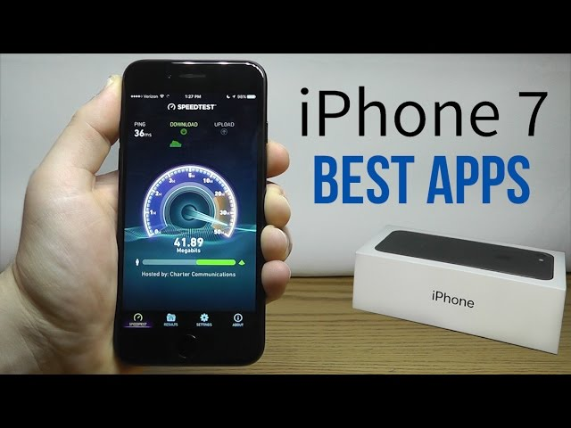 Best Free Apps For Ios 10 Iphone 7 Complete List Youtube
