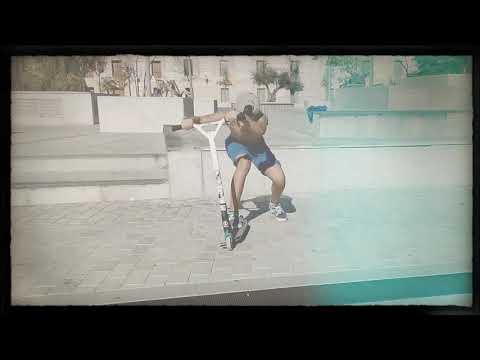 Edit Scooter en San Fernando de Henares.
