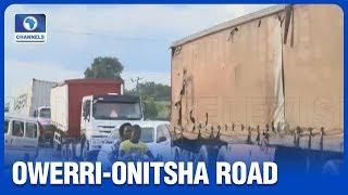 Commuters Lament State Federal Roads