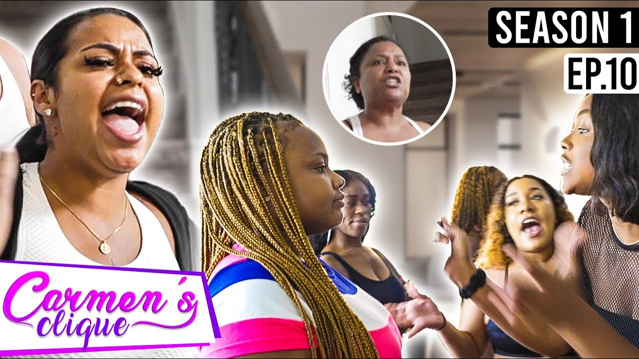 Download CARMEN'S CLIQUE EP. 10 | SHE CAME BACK TO CONFRONT KAT !! (DRAMA IN THE HOUSE)