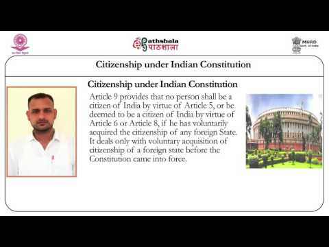 Citizenship LAW