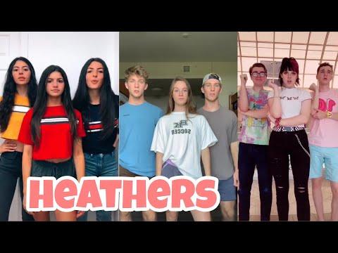 shut up, Heather! sorry, Heather!~ tik tok pt 1
