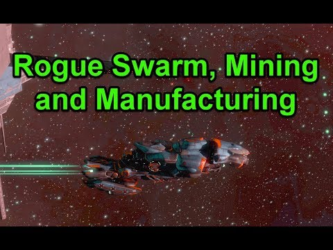 Rogue Swarm, Mining and Manufacturing  Giveaways  EVE Online