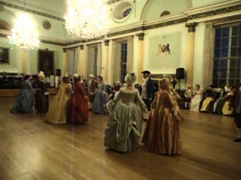 Georgian Dancing and 18thC Costumes  HandBound Costumes