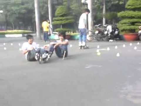 Tai nạn bất ngờ của Pò