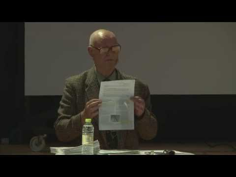 Barrie Trower, lecture at the Open Mind Conference 2012 part 1