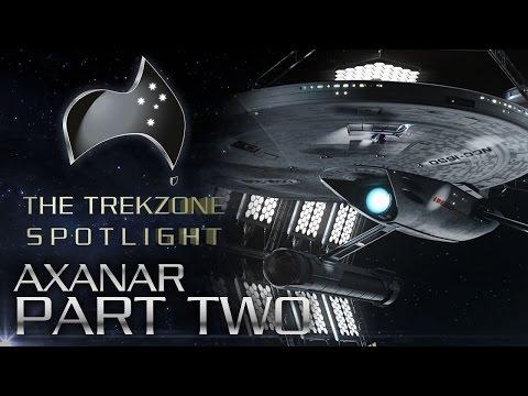 The Trekzone Spotlight - Axanar PART TWO