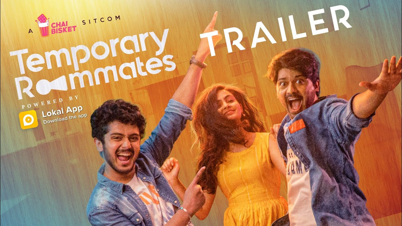 Download Temporary Roommates   Web Series Trailer   Chai Bisket