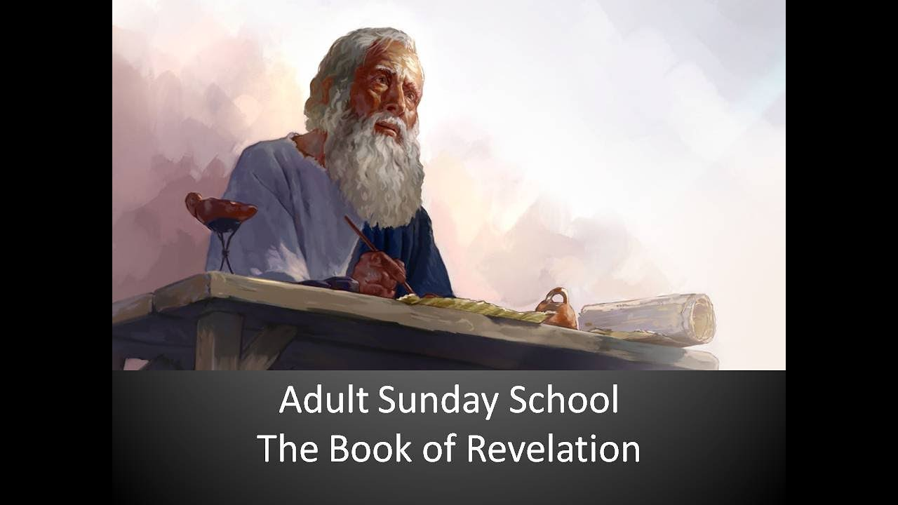 Sunday School May 24, 2020