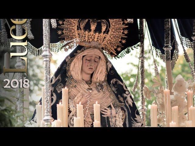 VÍDEO: Presentación del Cartel de Semana Santa de Lucena 2018