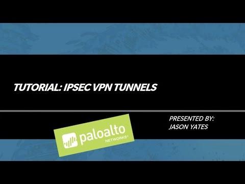 Tutorial: IPSec VPN Setup
