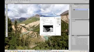 Обработка пейзажа. Часть 2. Цветокорреция