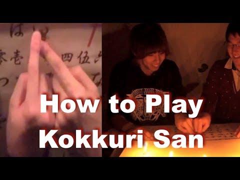 How to Play Kokkuri San (Japanese Ouija Board)