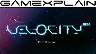 Velocity 2X - Game & Watch (Nintendo Switch)