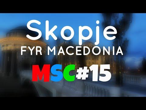 MSC#15 Recap [Skopje, FYR Macedonia]