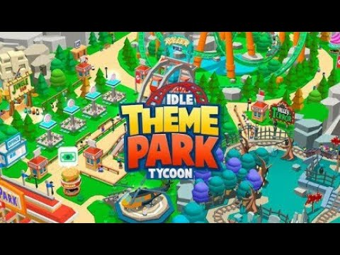 Idle Theme Park Tycoon Android Game Hack Mod Buy And Get ...