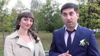 Осень  - время свадеб