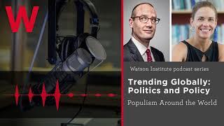 Baixar Trending Globally: Populism Around the World