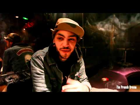 Travie Mccoy (Gym Class Heroes) Interview/Live Paris