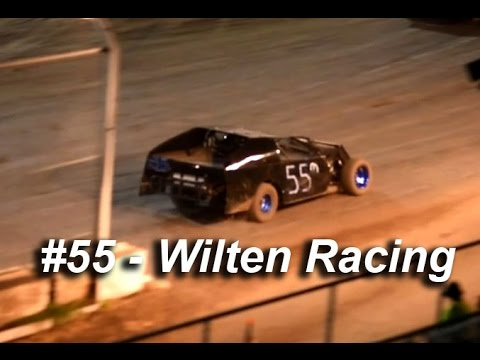 Burt Wilten - Kennedale Speedway Park - September 17, 2016
