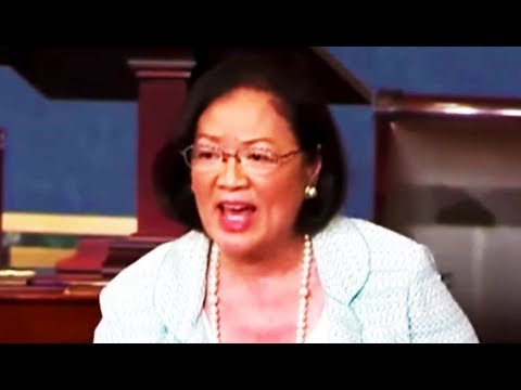 Sen. Mazie Hirono Should Have Received McCain