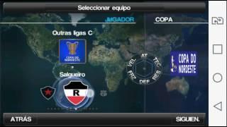 Pes 2012 atualizado 2016 +brasileirão série A,B e C e a copa do Nordeste
