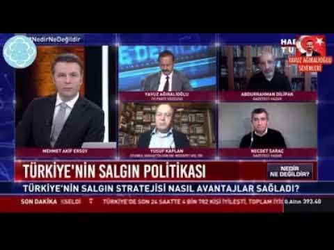Yusuf Kaplan dan Yavuz Ağıralioğlu yorumu