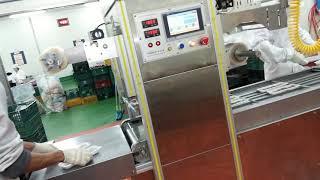 2) 팩시스 자동 포장기 PSC750 사용동영상