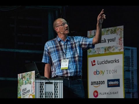 Berlin Buzzwords 2019: Frank Conrad–Dynamic Big Data in the Cloud with Kubernetes on YouTube