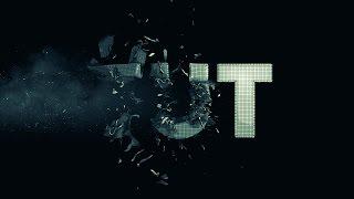 Cinema 4D Tutorials: Разрыв текста [HD]