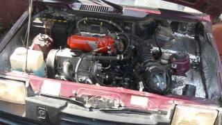 видео Автомобиль Ока и расход топлива