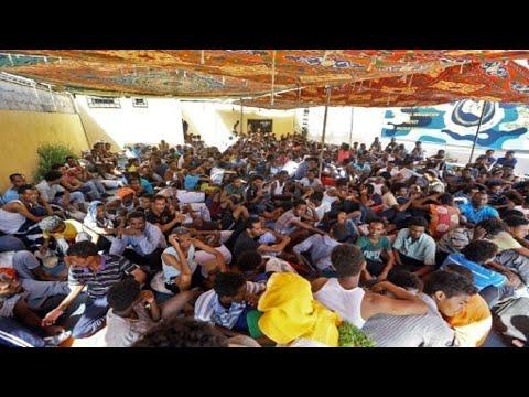 ليبيا: إجلاء 325 مهاجرا من مركز احتجاز بسبب تصاعد العنف وانعدام الأمن  - نشر قبل 2 ساعة