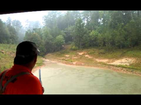 2011 RW Moore Clay Day Sporting Clays Shoot Video 2