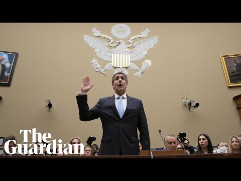 Key moments from Michael Cohen's explosive testimony