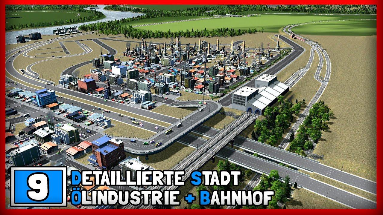 Cities Skylines Güterbahnhof Anbinden