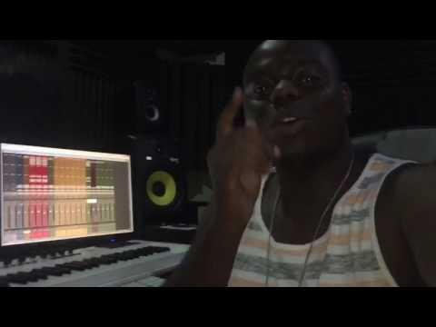 Tjatjie @ Baseline Studio [Suriname] For Rastaboyz Society
