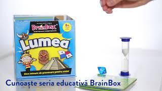 Cum se joacă BrainBox Lumea