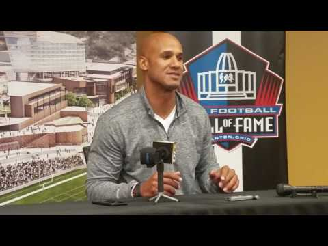 Akron Zips FB: Former DE Jason Taylor discusses induction into the Pro Football Hall of Fame
