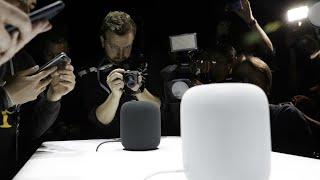 Apple delays HomePod smart speaker