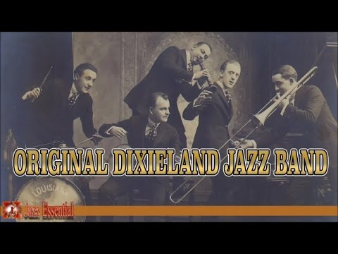The Best of Original Dixieland Jazz Band (1917-1936)