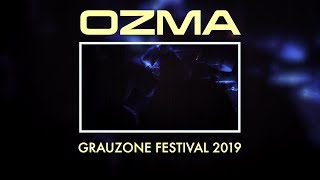 OZMA is a new supergroup from The Hague featuring members of Monomy...