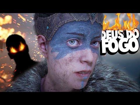 O PRIMEIRO DEUS!!! O DEUS DO FOGO! | Hellblade Senua's Sacrifice (NOVO)