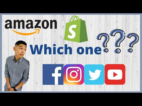 Amazon Dropshipping Vs. Shopify Dropshipping Vs. SMMA Agency thumbnail