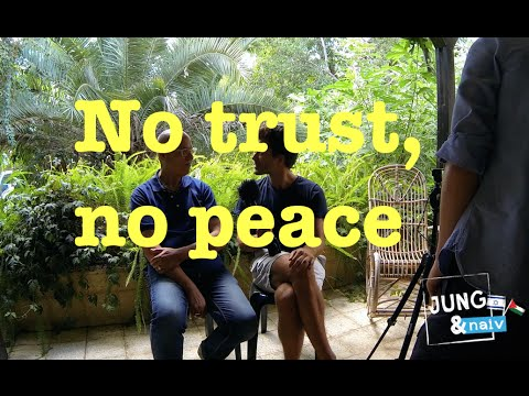 No trust, no peace - Jung & Naiv in Israel: Episode 185