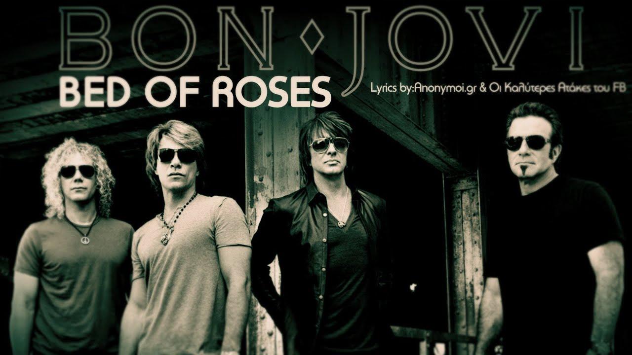 Image result for Bon Jovi - Bed Of Roses