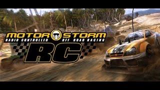 MotorStorm RC Gameplay (PS Vita)