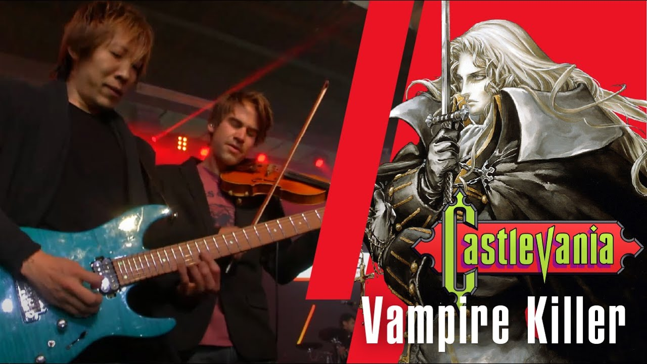 Vampire Killer from Castlevania (Live at Brazil Game Show 2019)